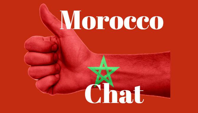 Morocco Chat Room